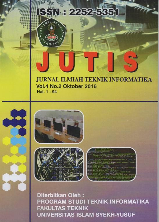 Jurnal Teknik Informatika UNIS